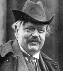 G. K. Chesterton bio pic
