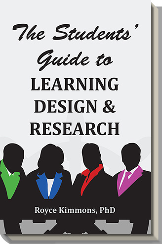 Cover for The Students' Guide to Learning Design and Research