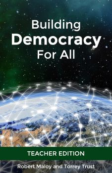 Book cover for Building Democracy for All