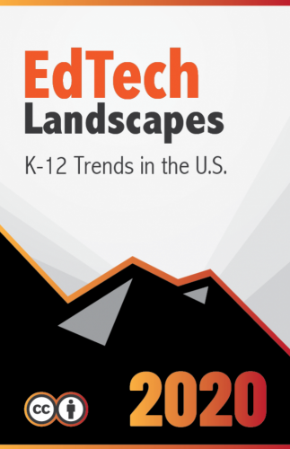 Cover for EdTech Landscapes 2020