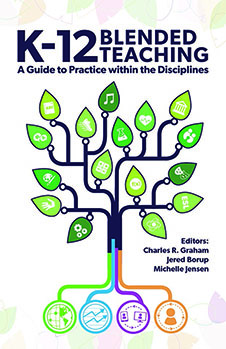 Book cover for K-12 Blended Teaching (Volume 2)