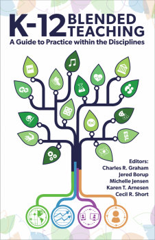 Book cover for K-12 Blended Teaching (Vol 2)