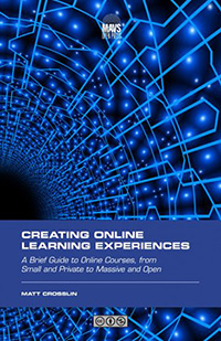 Book cover for Creating Online Learning Experiences