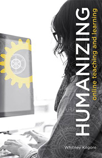 Book cover for Humanizing Online Teaching and Learning