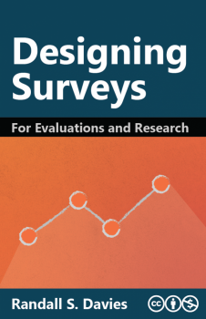 Designing Surveys for Evaluations and Research