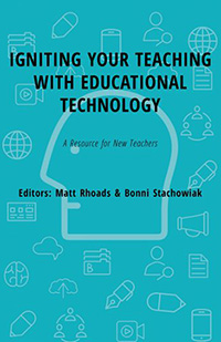 Book cover for Igniting Your Teaching with Educational Technology