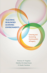 Book cover for Teaching in Blended Learning Environments