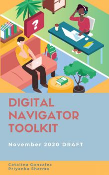 Book cover for Digital Navigator Toolkit