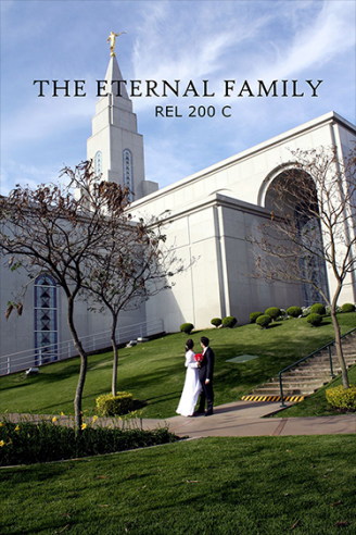 Cover for The Eternal Family