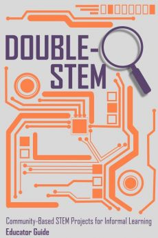 Book cover for Double-O STEM (Educator Guide)