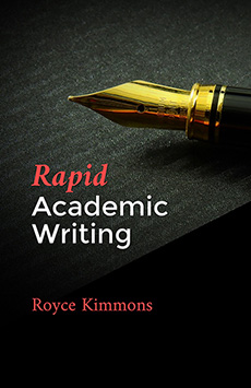 Cover image for Rapid Academic Writing