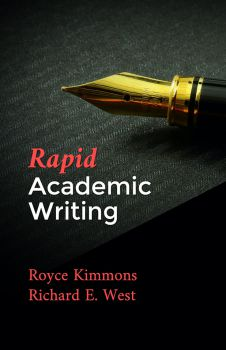Book cover for Rapid Academic Writing