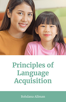 Book cover for Principles of Language Acquisition