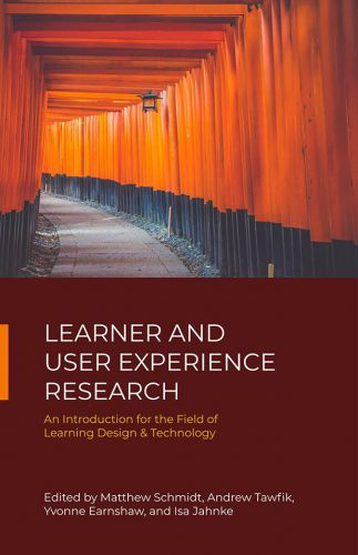Cover for Learner and User Experience Research