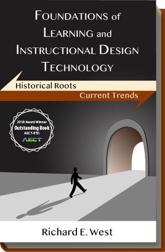 book jacket for Foundations of Learning and Instructional Design Technology