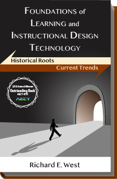 Cover image for Foundations of Learning and Instructional Design Technology