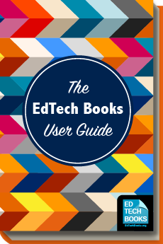 Cover image for The EdTech Books User Guide