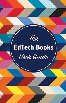 The EdTech Books User Guide