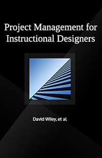 Book cover for Project Management for Instructional Designers