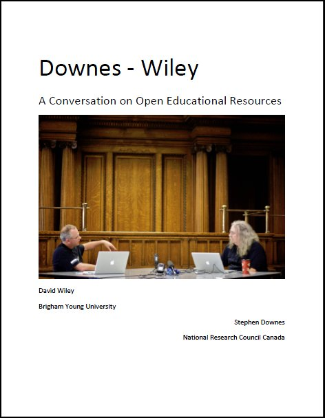 Book cover for Downes-Wiley