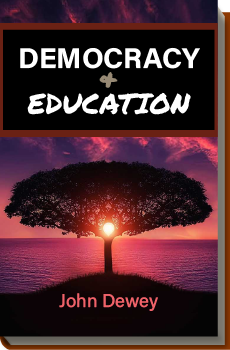 Cover image for Democracy and Education