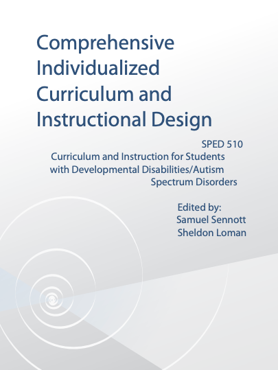 Book cover for Comprehensive Individualized Curriculum and Instructional Design