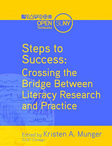 Book cover for Steps to Success: Crossing the Bridge Between Literacy Research and Practice