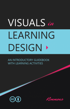 Book cover for Visuals in Learning Design