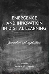 Book cover for Emergence and Innovation in Digital Learning
