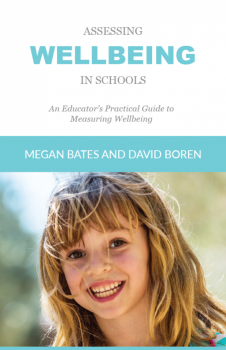 Book cover for Assessing Wellbeing in Schools