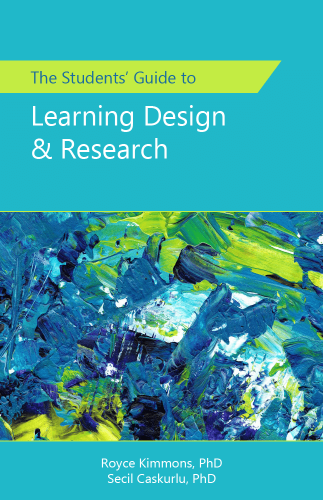 The Students' Guide to Learning Design and Research