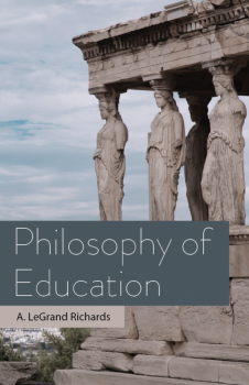 Book cover for Philosophy of Education