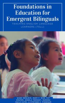 Book cover for Foundations of Education for Emergent Bilinguals
