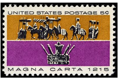 1965 5cent Stamp