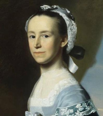Mercy Otis Warren circa 1763