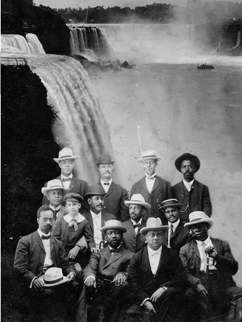 Niagara Movement Meeting in Fort Erie Canada 1905