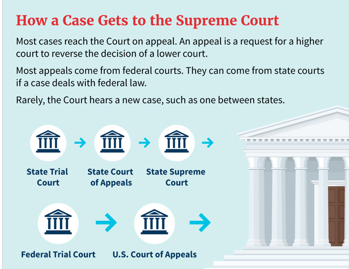 Chart of the Supreme Court Introduction