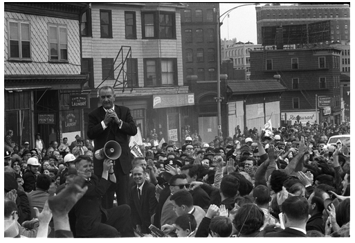 President Lyndon B. Johnson 1964