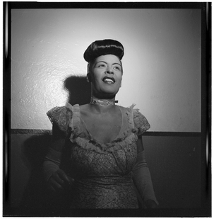 Billie Holiday recorded the song Strange Fruit in 1939
