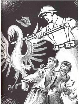 1939 Soviet propaganda poster