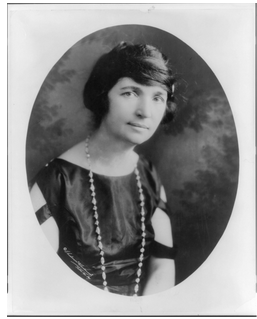 Margaret Sanger 1921