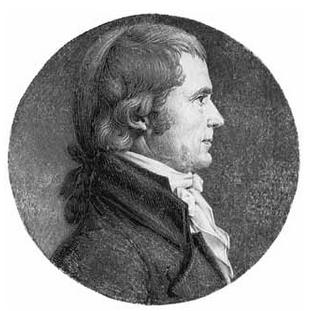 John Marshall Engraving