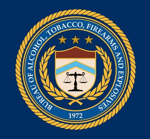 Flag of Bureau of ATF