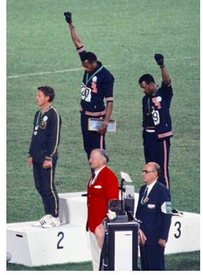 Political Protest by Tommie Smith