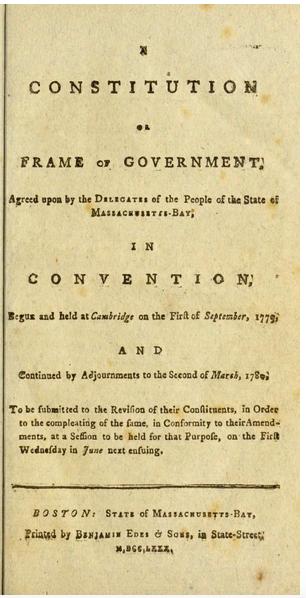 MASS Constitution