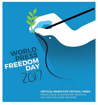 World Press Freedome Day 2017