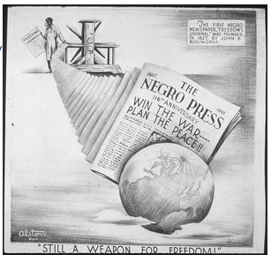 116th Anniversary of the Negro Press
