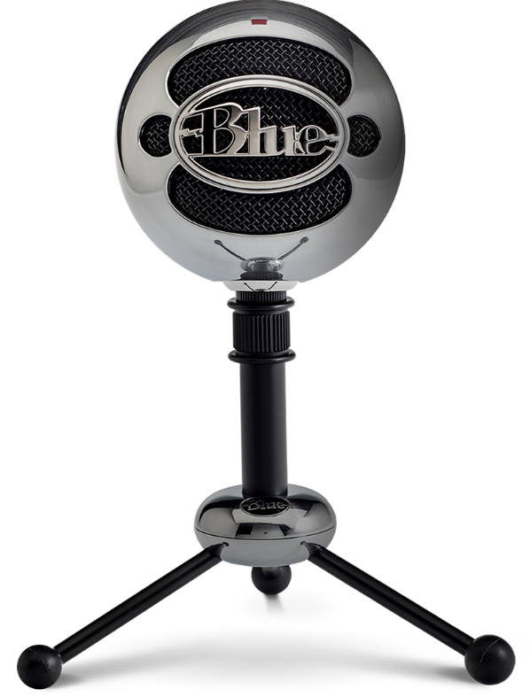Snowball microphone image