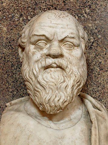 Socrates: Vatican Museum