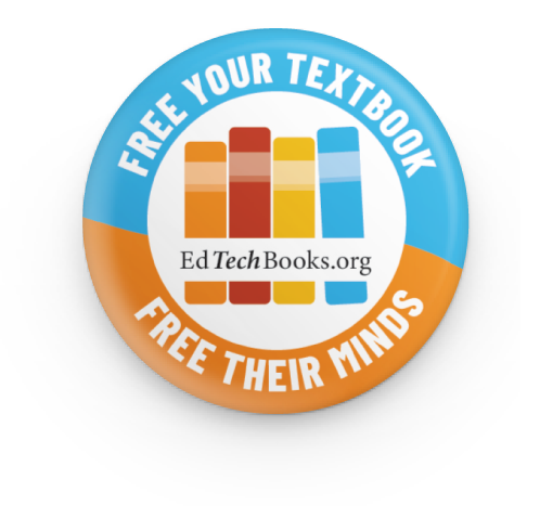 Pin saying free your textbook, free their minds